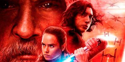 'Star Wars: Los últimos Jedi': Luz y Oscuridad protagonizan el nuevo póster de la película