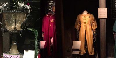 'Harry Potter: The Exhibition': 30 imágenes que resumen parte de la exposición que abre este sábado 18 de noviembre