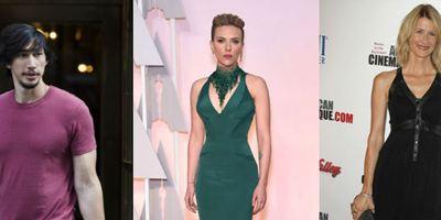 Scarlett Johansson, Laura Dern y Adam Driver, en lo nuevo de Noah Baumbach para Netflix