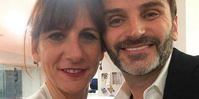 Malena Alterio y Fernando Tejero se reencuentran y anuncian que tienen un proyecto entre manos