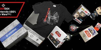 Te revelamos todo lo que encontrarás en la Wootbox de 'Star Wars' con este 'unboxing'