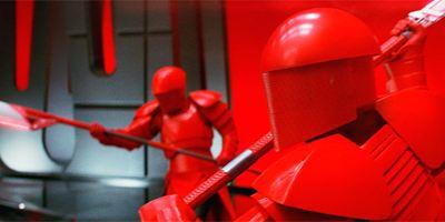 'Star Wars 8: Los últimos Jedi': La Guardia Pretoriana de Snoke sufría un constante dolor físico para protegerlo