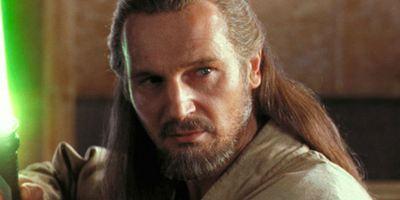 'Star Wars': Liam Neeson quiere volver a la franquicia como Qui Gon