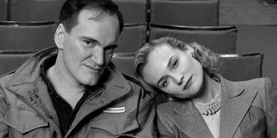 """Diane Kruger afirma que su experiencia rodando con Quentin Tarantino fue pura """"alegría"""""""