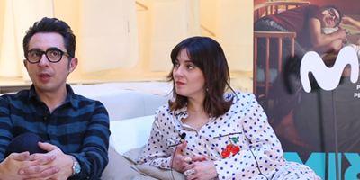 """Berto Romero y Eva Ugarte: """"Mira lo que has hecho' habla de las peripecias y desgracias que tiene la vida en sí"""""""