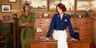'Frankie Drake Mysteries', la innovadora serie de época sobre dos mujeres detectives, llegará a España de la mano de COSMO