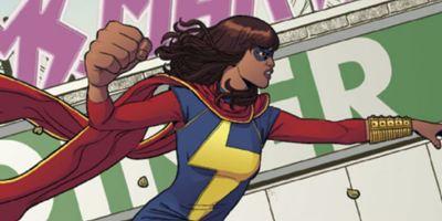 Kevin Feige confirma que Ms. Marvel formará parte del UCM