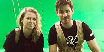 'Once Upon a Time': 25 imágenes que muestran cómo se lo pasaban los actores rodando la serie de ABC