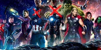 'Ranking' definitivo de los personajes de 'Vengadores: Infinity War' que más probabilidades tienen de no regresar