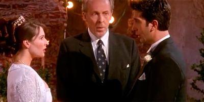 'Friends': Ross cambió el nombre de Emily por el de Rachel porque no paraba de equivocarse en la vida real