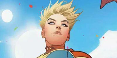 ¿Por qué se sitúa la acción de 'Captain Marvel' en los años 90?