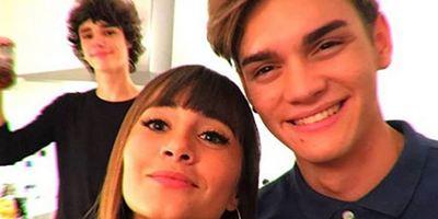 'Skam España' sorprende con un cameo de Aitana de OT en el segundo episodio