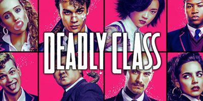 'Deadly Class': Quién es quién en la serie de los hermanos Russo