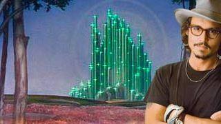 Johnny Depp podría estar en la precuela de 'El mago de Oz'
