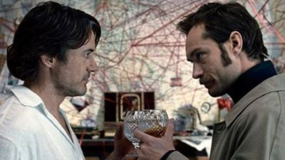 'Sherlock Holmes 3': Jude Law y Robert Downey Jr. quieren hacer una nueva entrega