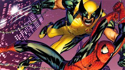 'Los Vengadores 2': ¿Saldrán Spider-Man y Lobezno en la secuela?