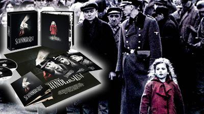 ¡Regalamos 2 Digibooks en Blu-ray de LA LISTA DE SCHINDLER!
