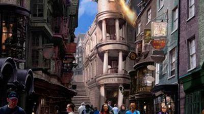 Universal recreará el Callejón Diagon en su parque de Harry Potter