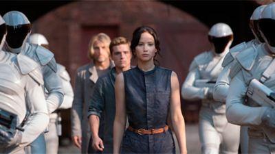 'Los juegos del hambre: En llamas' triunfa en los MTV Movie Awards 2014