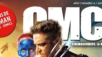 ¡A la venta el 4º número de CMC Entertainment!