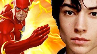 'The Flash': Ezra Miller, feliz por poder interpretar al superhéroe de DC Comics a largo plazo