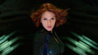 Scarlett Johansson ya ha hablado con Marvel sobre una película en solitario de Viuda Negra