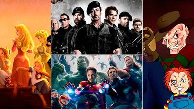 10 'crossovers' locos que nos gustaría ver después de 'Batman v Superman'
