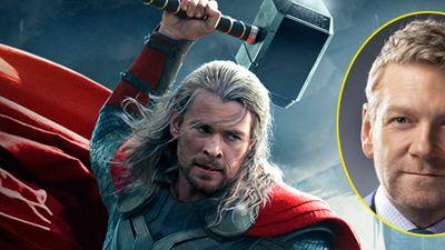 RUMOR: Marvel quiere a Kenneth Branagh como director de 'Thor: Ragnarok'