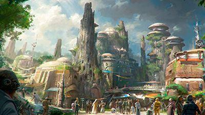 Los parques de atracciones de 'Star Wars' comenzarán a construirse en 2016