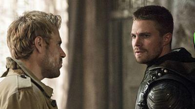 'Arrow': Primer vistazo a Constantine en la cuarta temporada