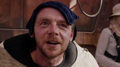 'Star Wars: El despertar de la fuerza': Simon Pegg odia las precuelas de la saga