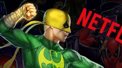 'Iron Fist': Nuevos detalles sobre la serie de Marvel y Netflix