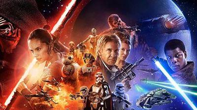'Star Wars: El despertar de la Fuerza' bate récords de taquilla en su primer fin de semana
