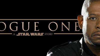'Rogue One: A Star Wars Story': ¿Primeros detalles del personaje de Forest Whitaker?
