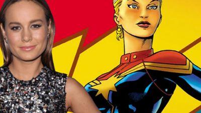 'Captain Marvel': Brie Larson es la favorita para dar vida a Carol Danvers