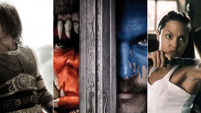 'Warcraft: El origen' y otras 7 películas basadas en videojuegos que merecen la pena