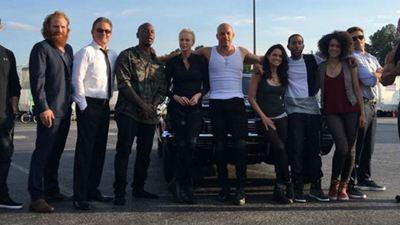 'Fast and Furious 8': El equipo de la película desvela la fecha de estreno del primer tráiler