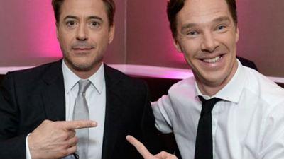 'Doctor Extraño (Doctor Strange)': Kevin Feige quiere unir a Benedict Cumberbatch y Robert Downey Jr. en una película