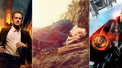 TEST: ¿Adivinas qué película es viendo sólo una parte del póster?
