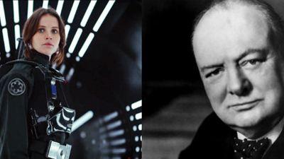 'Rogue One: Una historia de Star Wars': Uno de los Mon Calamari de la película está inspirado en Winston Churchill