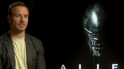 'Alien: Covenant': ¿Cuál es el mejor consejo que les ha dado Ridley Scott a sus actores?