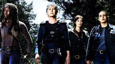 'The Walking Dead': Se filtra un espectacular vídeo del final de la 'midseason' de la octava temporada