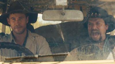 'Dundee': Todos los australianos del tráiler de la falsa secuela de 'Cocodrilo Dundee'
