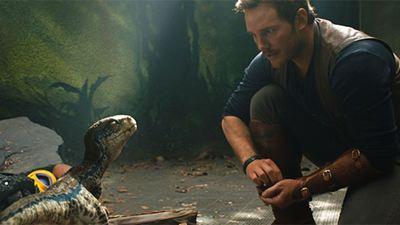 'Jurassic World: El reino caído': Chris Pratt explica dónde deja que su hijo diga palabrotas