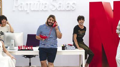 """Los Javis ('Paquita Salas'): """"Haríamos un 'spin-off' de Noemí Arguelles (Yolanda Ramos)"""""""