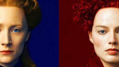 'Mary Queen of Scots': Saoirse Ronan y Margot Robbie sorprenden como María Estuardo e Isabel I de Inglaterra