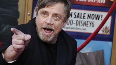 Mark Hamill felicita a un joven Jedi por usar la Fuerza contra el bullying