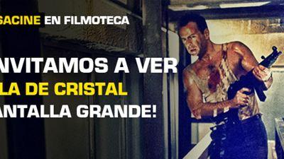 ¡TE INVITAMOS A VER 'JUNGLA DE CRISTAL' EN PANTALLA GRANDE EN LA FILMOTECA!
