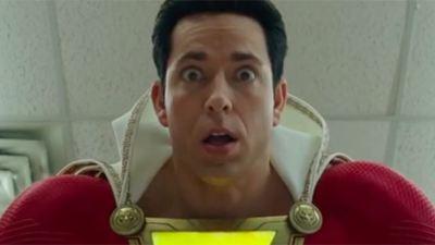 '¡Shazam!' se someterá a dos semanas de 'reshoots'