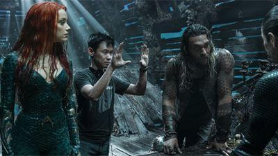James Wan no ha firmado para las secuelas de 'Aquaman'